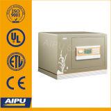 Coffre-fort électronique économique pour la maison et bureau avec serrure à clé et serrure électronique (350 X 470 X 350 mm)