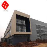Buen diseño y estructura de acero no es caro taller/almacén/edificio