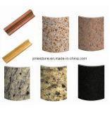 Riga di pietra naturale davanzale del marmo/granito del materiale da costruzione della finestra