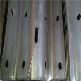 Aashto M180 heißes BAD galvanisierte Stahlw Träger-Leitschiene der Datenbahn-