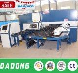Fabricação de metal da folha da máquina de perfuração do CNC para o processamento do metal de folha