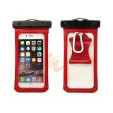 Sac imperméable à l'eau pour le maximum de téléphones mobiles 6 pouces