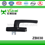 Alloy di alluminio Layer con Zinc Alloy Base Window Handle in Die Casting Material (ZB030)