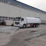 高品質のSinotruk HOWO 6X4 20cubic水スプリンクラーのトラック