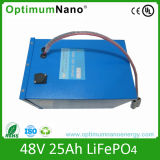 Leichte 48V 60V LiFePO4 Batterien für E-Roller