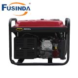 Fusinda 3 kW 3000W alambre de cobre portátil Generador de gasolina Energía Eléctrica