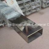Tubo di lucidatura dell'acciaio inossidabile di alta qualità del SUS 304