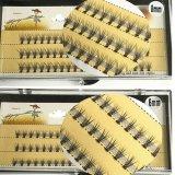 Block-Augen-Peitsche-Extensions-Eigenmarken-Tellersegment-Installationssatz der Lili-Schönheits-Datenträger-Wimper-8mm 18mm einzelner falscher
