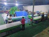 Het goedkope In het groot Drijvende Spoor van de Lucht van de Mat van de Gymnastiek van de Mat van de Yoga Opblaasbare