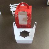 Dozen van de Cake van de Verpakking van het Bevroren Voedsel van de douane de Zoete Doos Golf