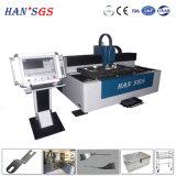 精密な切断の品質の1000W 2000W 3000W CNCレーザーの打抜き機