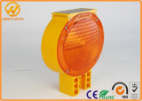 Visible High Portable Solar Traffic Light for Israel Market