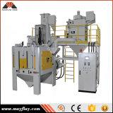 Alloggiamento resistente industriale della macchina di sabbiatura con il Governo di sabbiatura