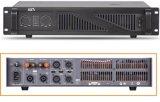 800W 2チャネルのクラスTd DJの専門の電力増幅器(TA6408)
