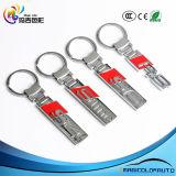 Линия S-Линия кольцо Fob s Sline Keyring Keychain металла ключевой цепи для ключей автомобиля Audi