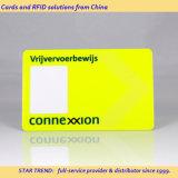 Placa de Licença fabricados em PVC para ID