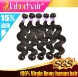 Onda filippina del corpo dei capelli dei capelli umani