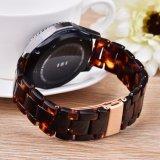 Bande de résine pour engrenage Samaung S3 Bracelet 22mm