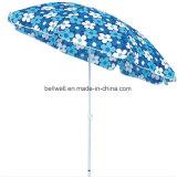 Профессиональный зонтик тени Sun пляжа печатание