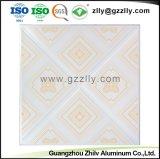 Элегантный внешний вид огнеупорные строительного материала алюминиевой панели потолка с ISO9001