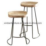 Горячая мебель сбывания обедая стул кафа деревянный нордический