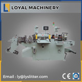 Máquina que raja que corta con tintas electrónica automática