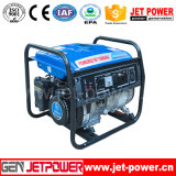 5kw 5kVA Motor van de Benzine YAMAHA van Generatoe van de Benzine 5000W de Vastgestelde