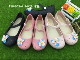 Pattini delle ragazze del sandalo dei bambini della gelatina del PVC