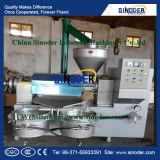 Prensa de petróleo de cacahuete de la prensa de petróleo del tornillo, maquinaria de la prensa de petróleo de sésamo