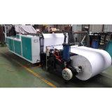 Papel A4 máquina de corte transversal de alta precisão com corte longitudinal