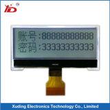 Visualización gráfica mono/monocromática del módulo del LCD de la matriz de PUNTO de Digitaces 16*2