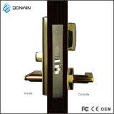RFID sans fil magnétique en métal Micro Carte Clé de serrure de porte de l'hôtel