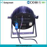 Kit di PARITÀ di illuminazione dello zoom LED di DMX512 36*3W Rgbaw per la fase