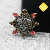 Custom/Qualidade/Venda/Metal/logótipo/polícia/Nome/Militar/Monograma do esmalte