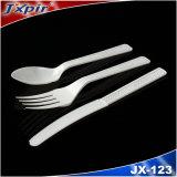 Jx123 het Gevormde Plastic Bestek van het Handvat