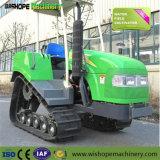 Wsl-752小さいゴム製農場トラクターのクローラーゴム製トラックトラクター