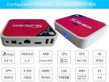 Best Selling 4K Amlogic S912X 2.4G 5.8G Caixa IPTV WiFi