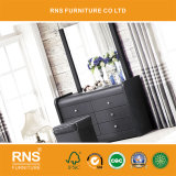 02#Dressing Table Modern Style Personality Simple Black Dressing Table