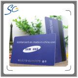 Gutschrift in Scheckkartengrößebelüftung-Garantie-Karte