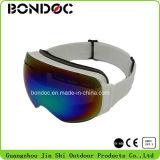Lunettes antibrouillard de ski de lentille de PC de lunettes de neige