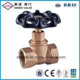 BS5154 Válvula de globo de bronce