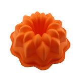 Seuls péages de traitement au four de silicones de qualité de modèle de vente chaude/moulage gâteau de silicones