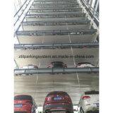 Het Systeem van het Parkeren van de auto, de Toren van het Parkeren, Geautomatiseerd het Parkeren Systeem