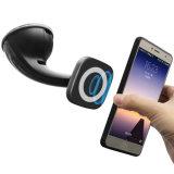 가장 새로운 Qi 바람막이 유리 자석 위치 Samsung iPhone를 위한 무선 차 충전기