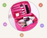 Kit de baño portátil organizador de accesorios de maquillaje cosméticos artículos de tocador Pack