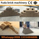 機械によって焼き付けられる赤レンガ機械価格を作る自動土の粘土のブロック
