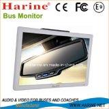 15.6 Zoll Dach-hingen Bus LCD-Bildschirmanzeige-Auto Fernsehapparat ein