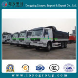 Autocarro con cassone ribaltabile resistente delle 10 rotelle di Sinotruk da vendere