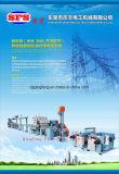 Nuova riga dell'espulsione di cavo delle fonti di energia