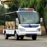 11 Seaterの電気バス観光車
